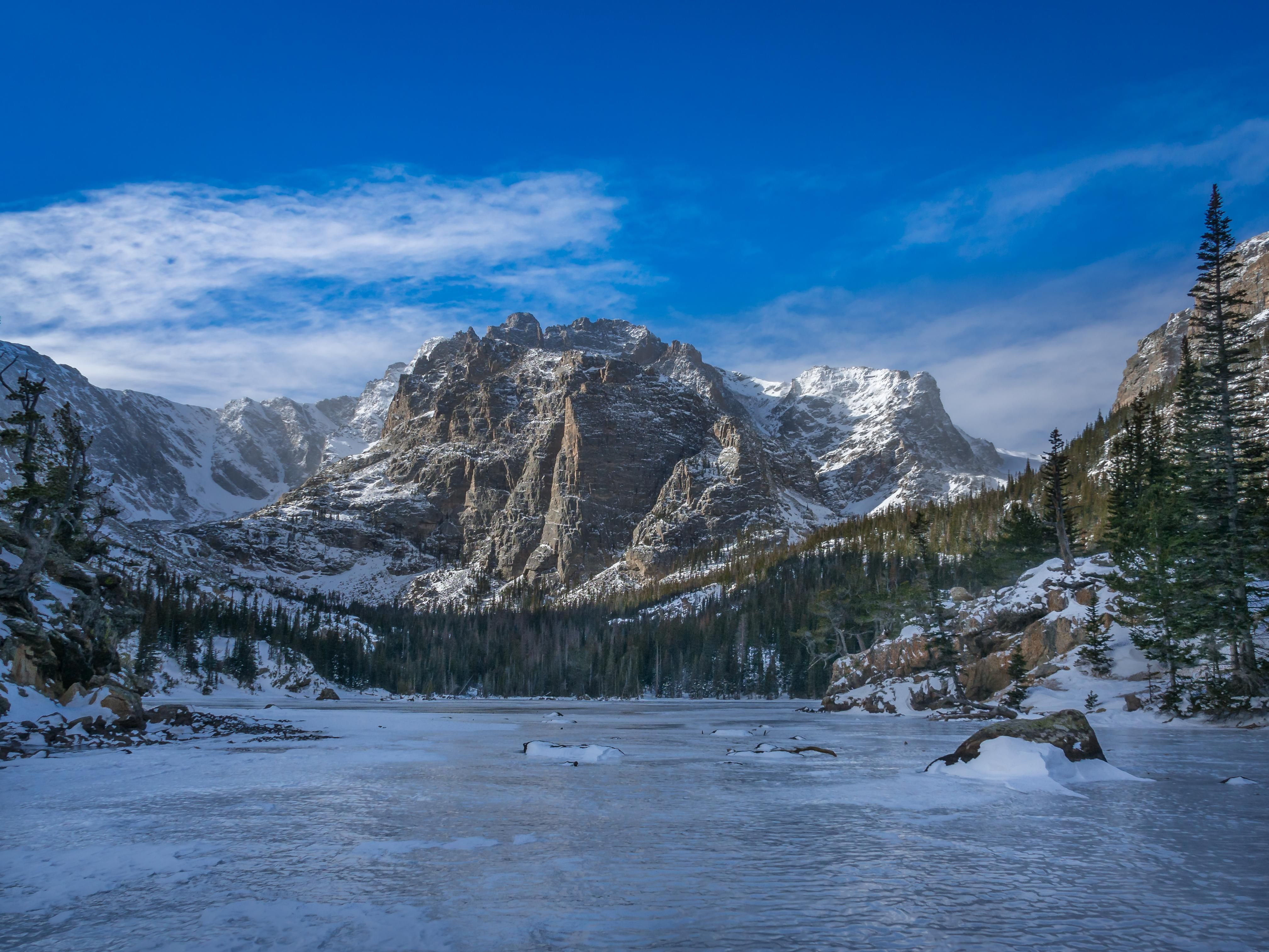 Frozen Loch Lake Rocky Mountain National Park Co Oc 4034 3026 Reddit Rocky Mountain National Park Rocky Mountains National Parks