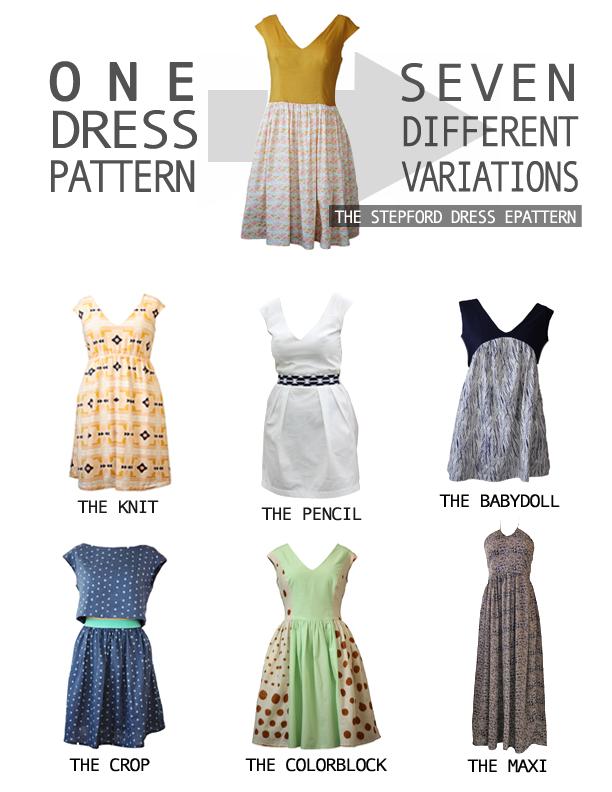 The Stepford Seven | Alida Makes | DIY To Wear | Pinterest | Costura ...