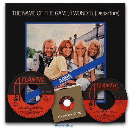 On the January 1978 Abba's single