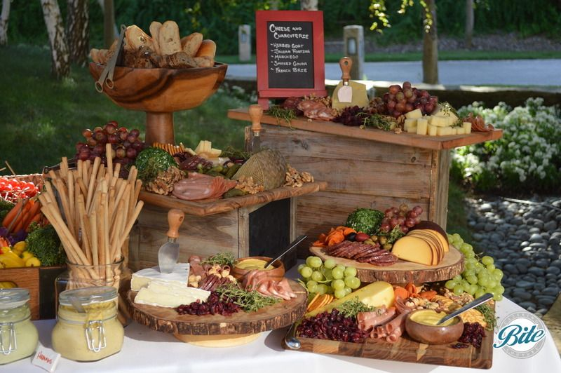 los angeles wine and cheese catering bite catering buschenschank pinterest b ckerei. Black Bedroom Furniture Sets. Home Design Ideas