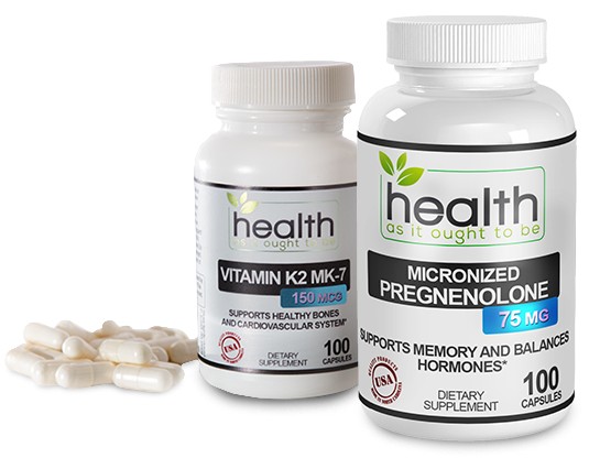 Health As It Ought To Be offers high quality supplements to improve your body's health. Browse our selection of supplements and vitamins online, today.