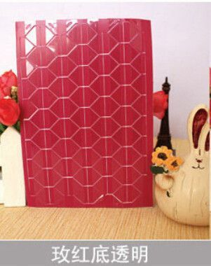 DIY PVC Colorful Corner Paper Stickers for Photo Albums Frame Decoration Scrapbooking