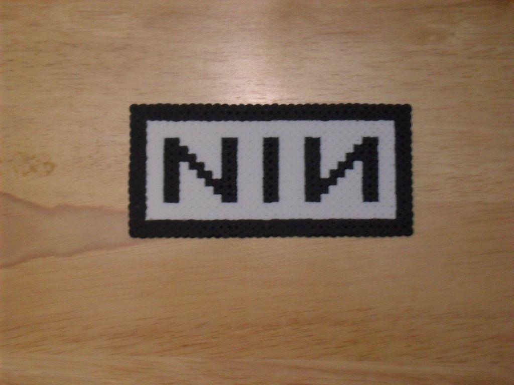 Nine Inch Nails logo by mecharichter on DeviantArt