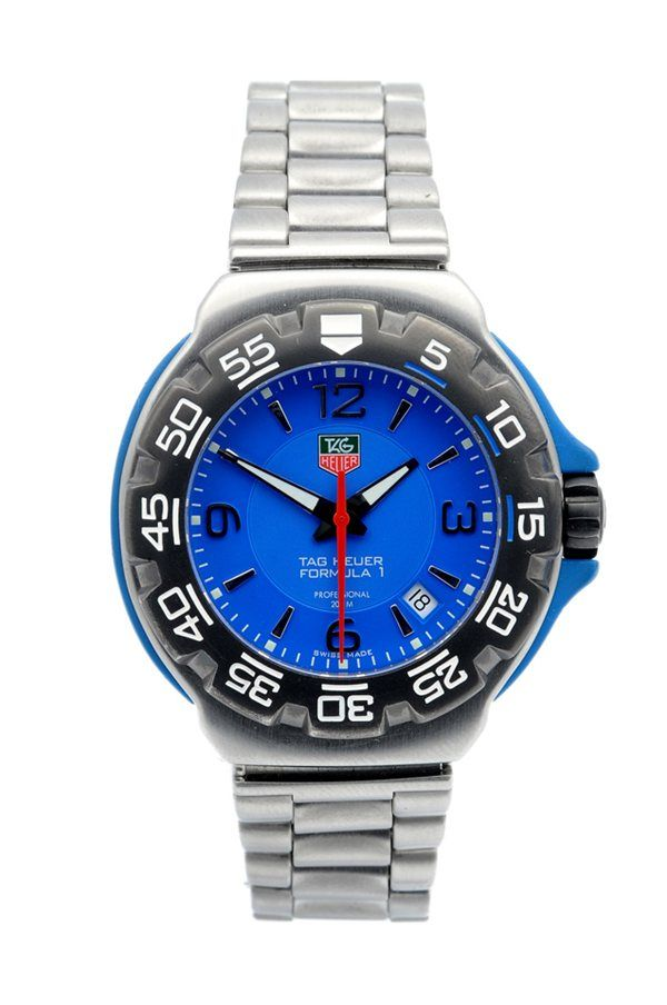 Pre-Owned Tag Heuer Formula 1 - Used Watches from The Watch Expert £450.00 b3c1cc513