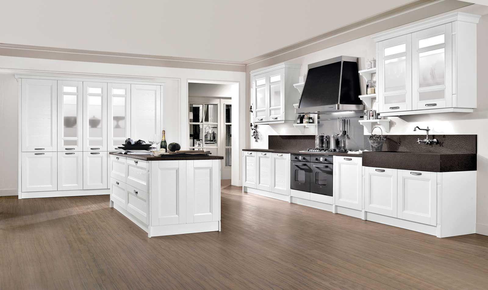 Kitchen idea (Arredo 3 - Mod. Gioiosa bianco).   Home Dream Home ...