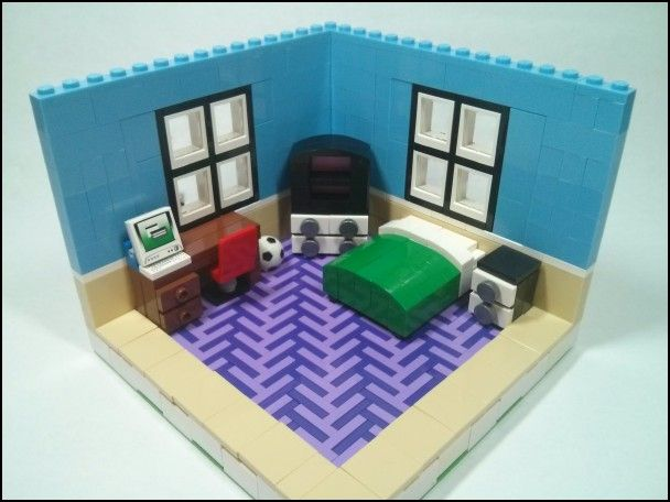 Elegant Lego Bedroom Rugs
