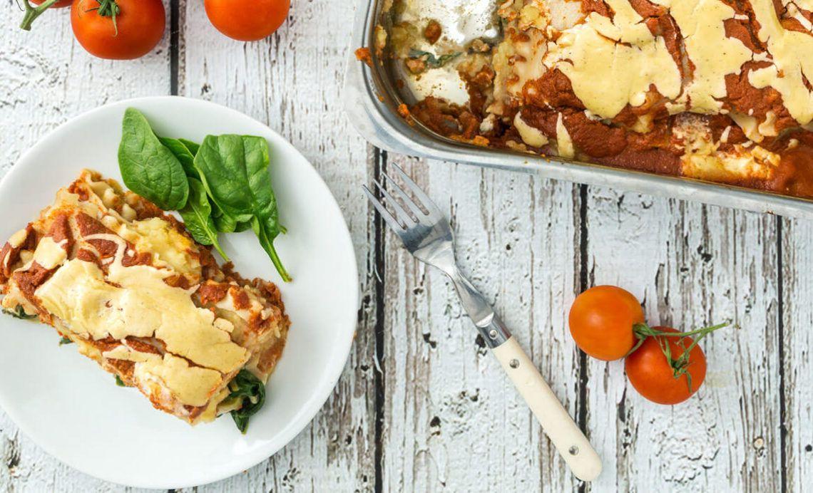 Sweet Potato Lasagna Recipe Potato Lasagna Whole Food Recipes Healthy Vegan Diet