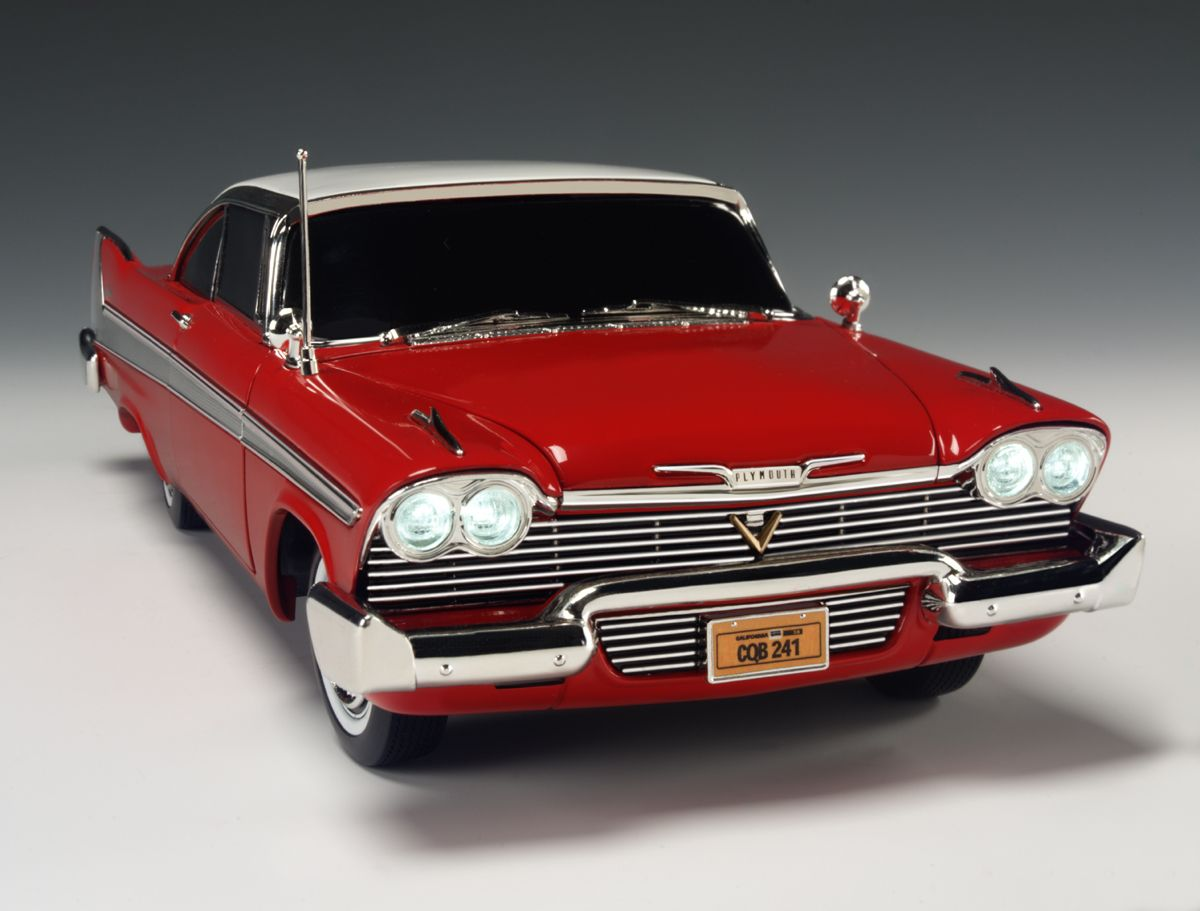 1958 plymouth fury christine one of my dream cars just because of the movie