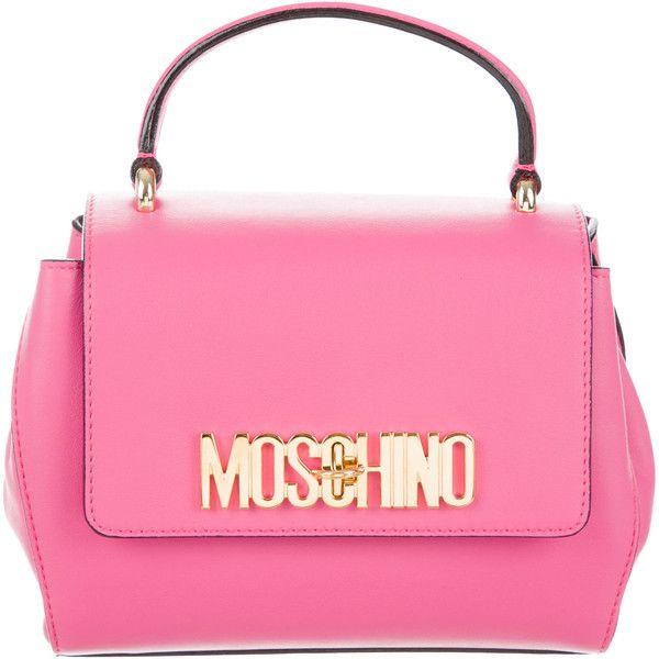 Moschino Pre-owned - Leather handbag vFyEn