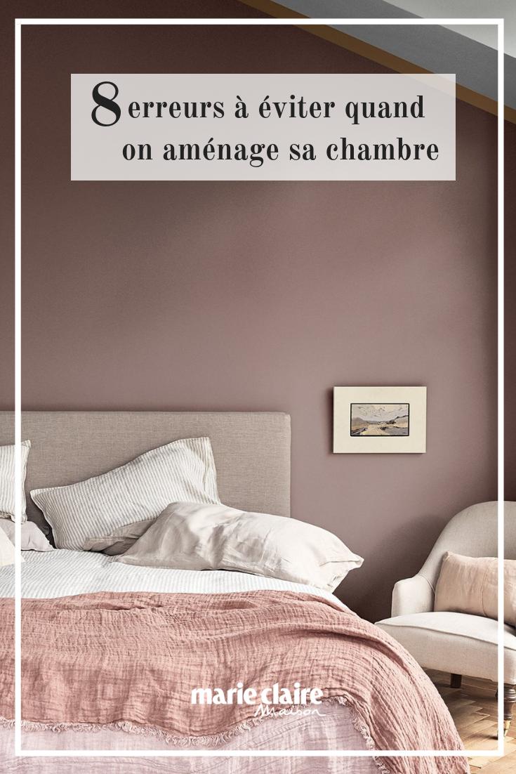 Top 10 des erreurs à éviter quand on aménage sa chambre #décorationmaisoncocooning