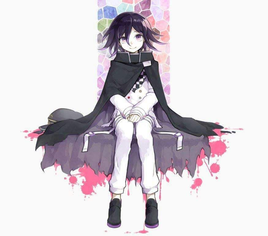 Kokichi Ouma character analysis MAJOR NDRV3 SPOILERS - character analysis