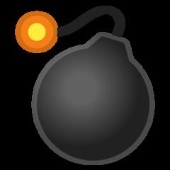 Bomb On Google Android 8 1 Bomb Emoji Emoji Bombs