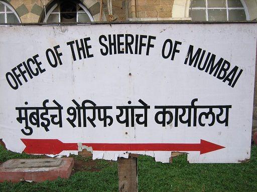 House of the sheriff of Mumbai