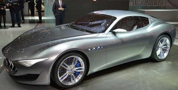 2018 Maserati Alfieri Specs Interior Price Release Date