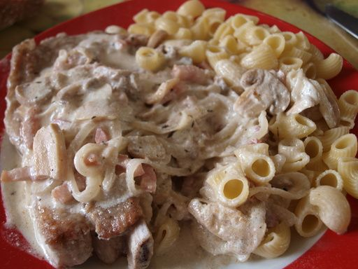 Veal Chops recipe how grandmother