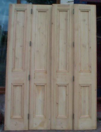 Bifold Doors Curly Available In