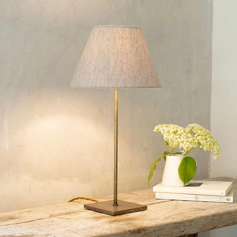 Small Porter Table Lamp | Brass