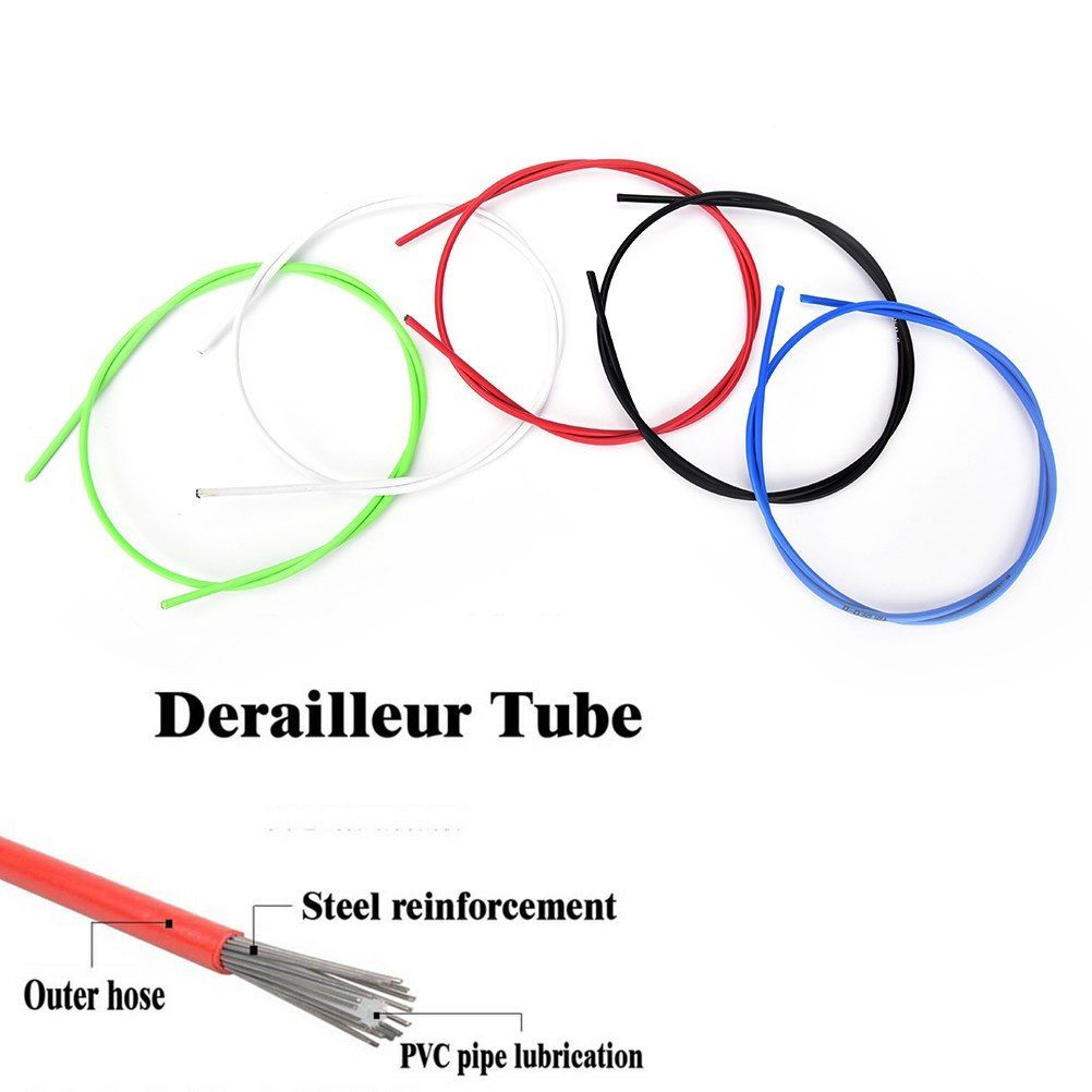 MTB Bike  Wire Tube Line  Housing Group Sets Derailleur kits Brake//Shift Cable