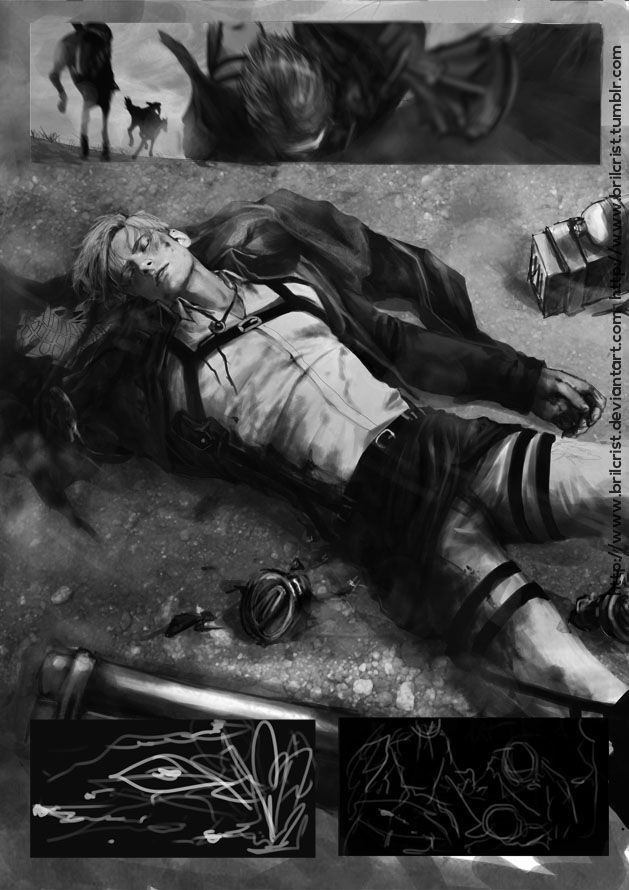 Brilcrist's Blog - -The unfinished SNK fanbook- this was suppose to...
