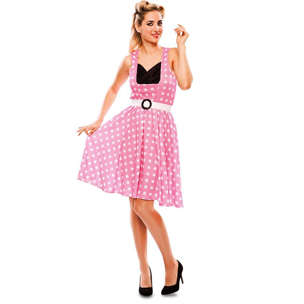 420bd33a8 Disfraz Chica Pin Up Adulto Carnaval  ⭐Miles de Fiestas⭐
