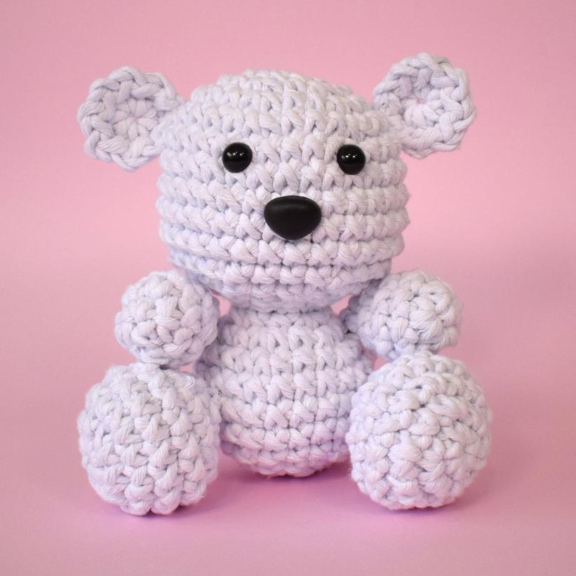 Boneca Hello Kitty Em Crochê – Material e Vídeo | Bigtudo Artesanato | 821x821