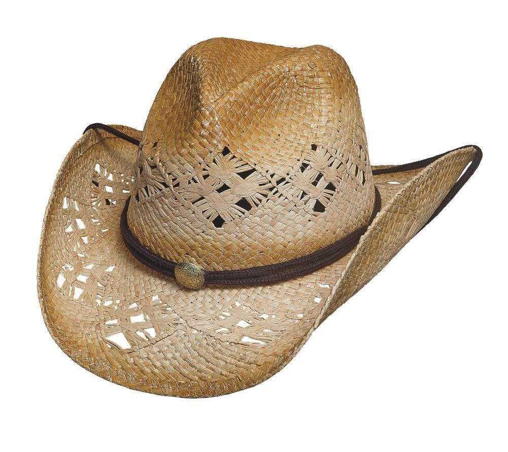 ae9f349d2bc Bullhide Longmire Natural Cowboy Hat  2846