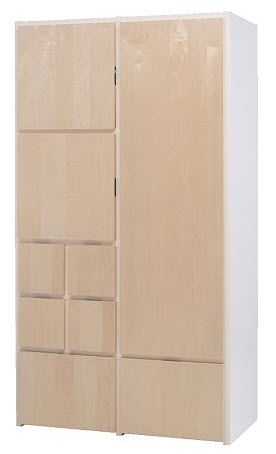Ikea Rakke Wardrobe 79 High 43 Wide 22 Deep 6 58 X