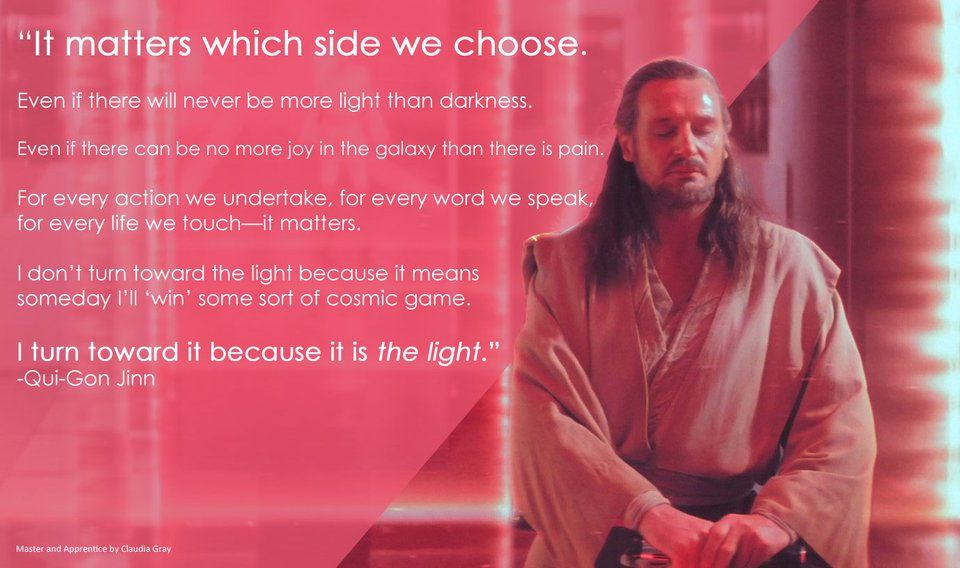 It Matters Which Side We Choose Qui Gon Jinn 1379x816