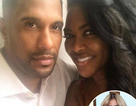 Kim Zolciak Biermann Has No Time For Kenya Moore S Latest Instagram With Husband Marc Daly Kenya Moore Housewives Of Atlanta Kim Zolciak