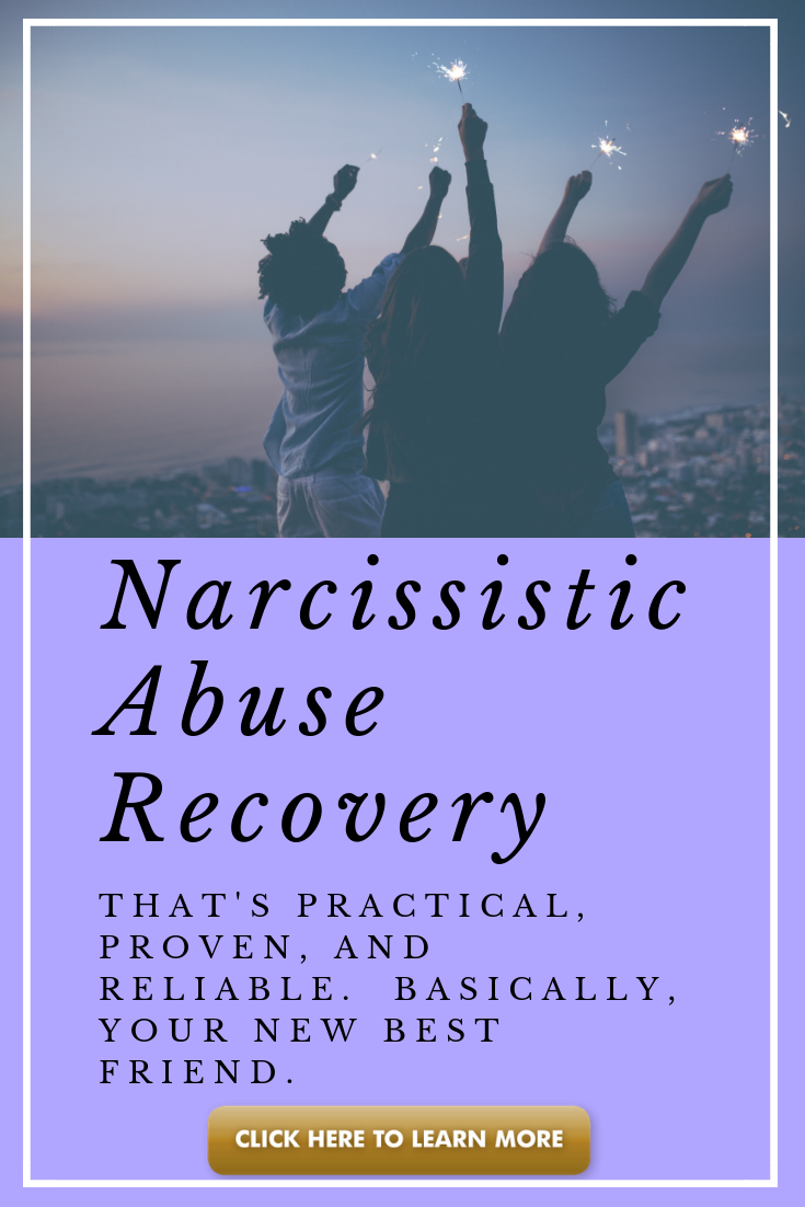 Narcissistic Abuse Recovery Program If you feel like you
