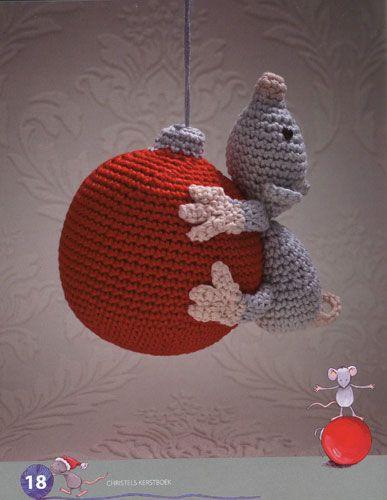 Haakpatroon Freek Christmas Crochet Pinterest Haken Kerst