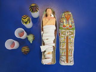 Awesome lesson plans for King Tut!
