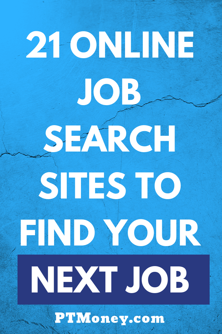 21 online job search sites to find your next job