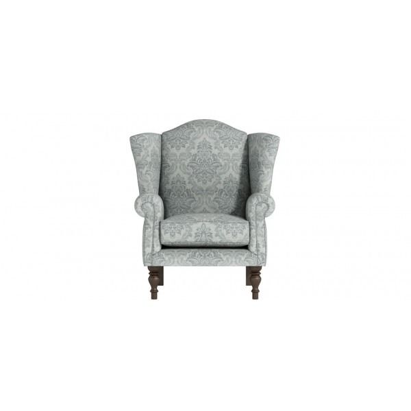 Outstanding Woburn Floral Patterned Fabric Highback Chair Sofasofa Onthecornerstone Fun Painted Chair Ideas Images Onthecornerstoneorg