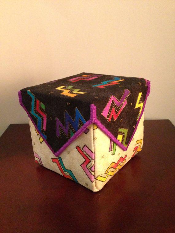 Decorative Fabric Boxes Decorative Fabric Box  Gift Box Keepsake Box Jewelry Box With