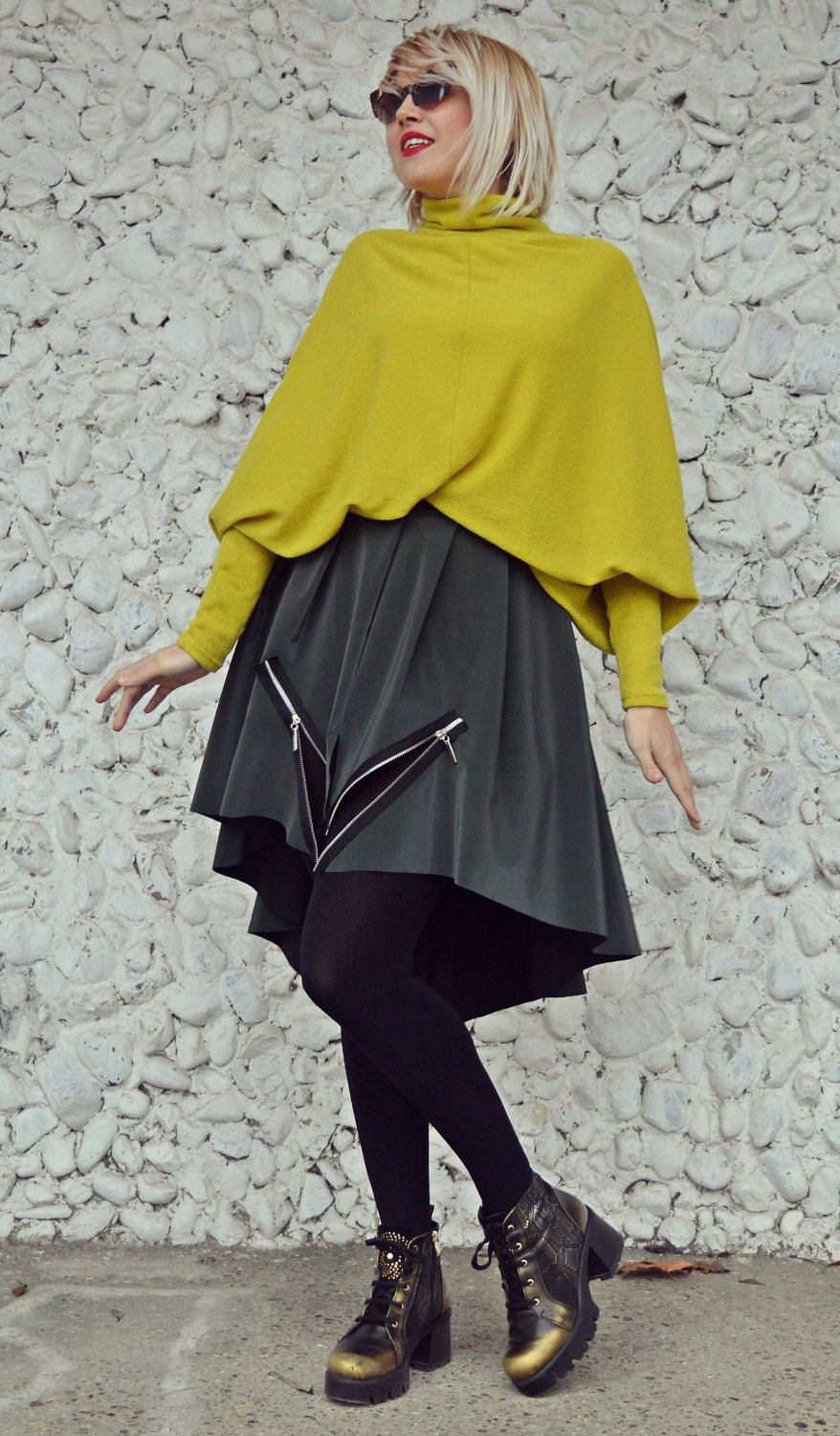 in case you missed it here you go forest green skirt extravagant long