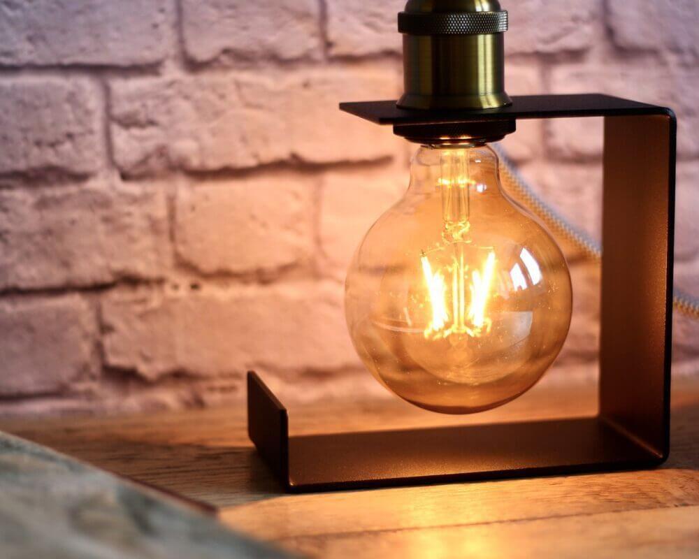 Leuchtebuchstaender 4 In 2020 Retro Lampe Led Lampe