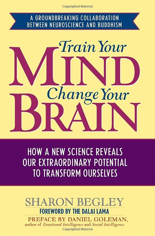 Robot Check Train Your Mind Mindfulness Books