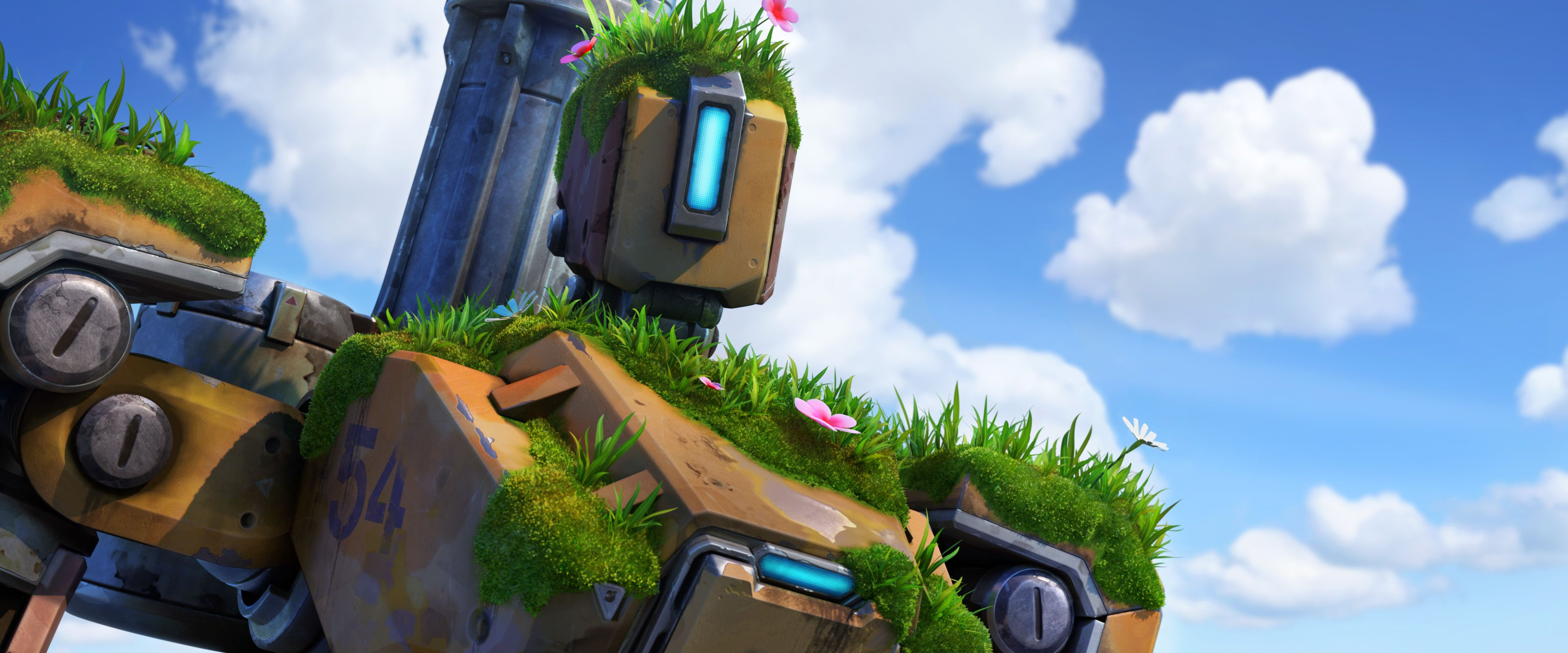 43 Bastion Overwatch Fonds D Ecran Hd Arriere Plans