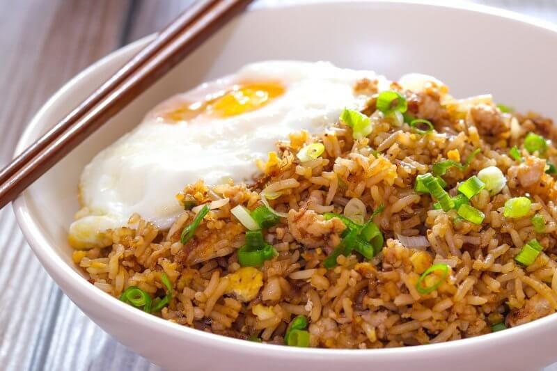 Nasi Goreng Food For Net Recipe Nasi Goreng Fried Rice Recipe Fried Rice