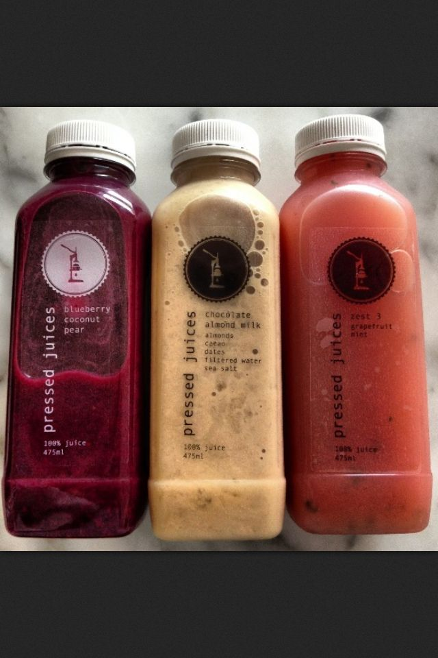 Pressed Juice