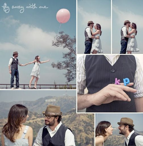 Love is in the air (and balloons too!)