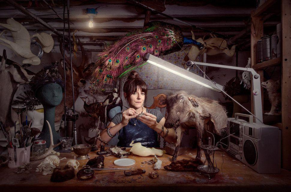"""12 straordinarie foto che provano che non cè niente che sia """"lavoro da uomini"""""""