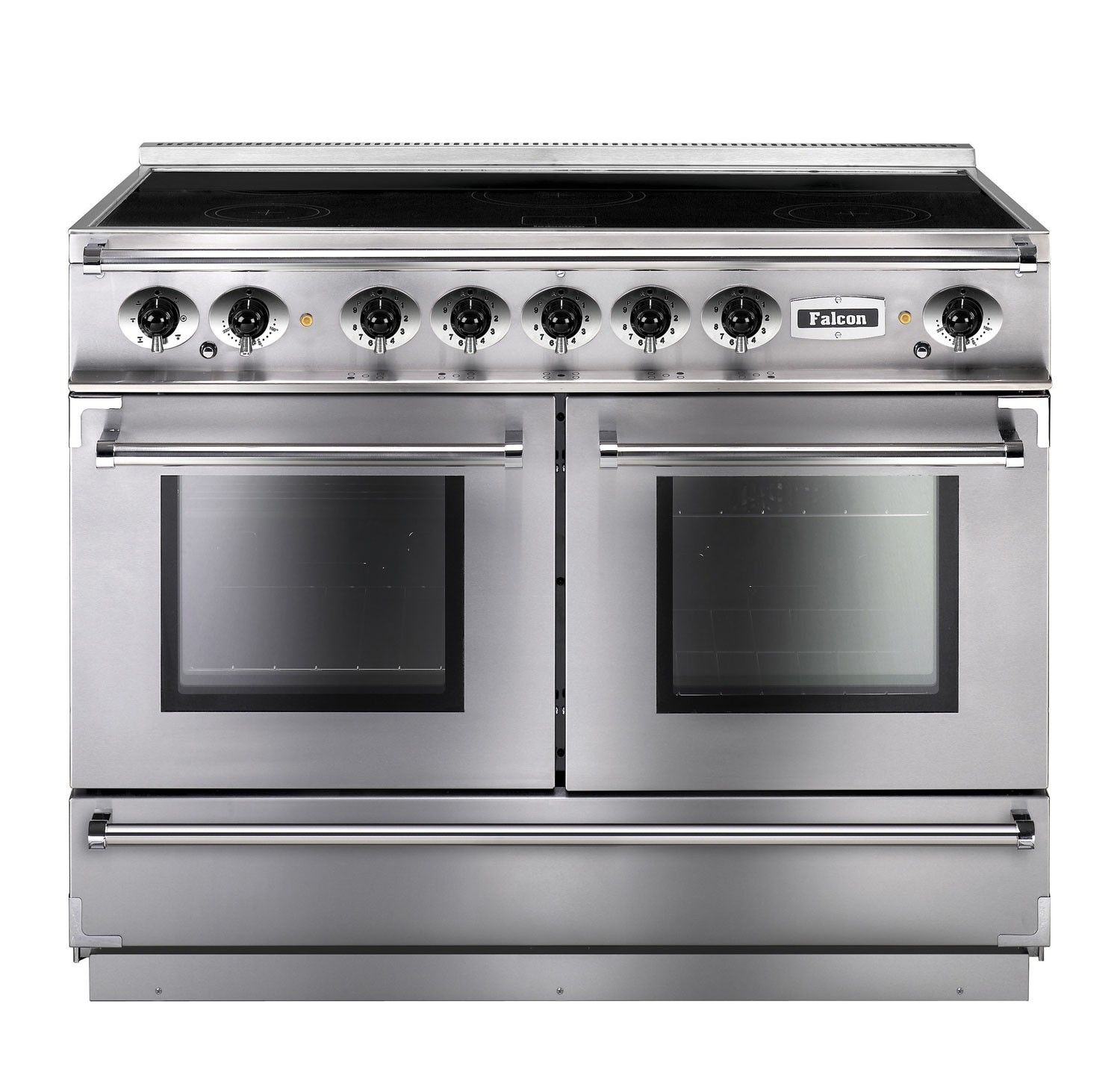 Electric kitchen stoves  Falcon Continental  Induction Stainless Steel Range Cooker