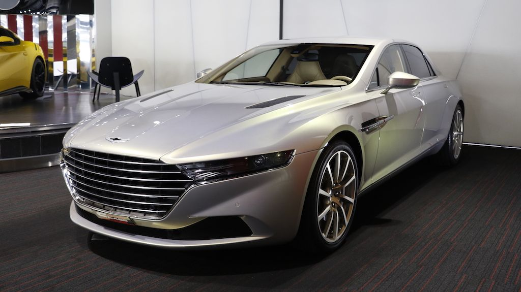 A rare Lagonda Taraf has popped up for sale in Dubai, offering the rare opportunity to own Aston Martin's million-dollar luxury saloon.