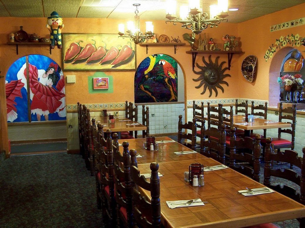 Mexican Restaurant Decoration : Design restaurant mexican ideas decor