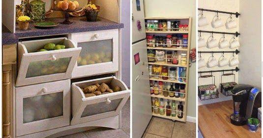 Si te gusta tener muchos accesorios en la cocina, luego te enfrentas - küchen von poco