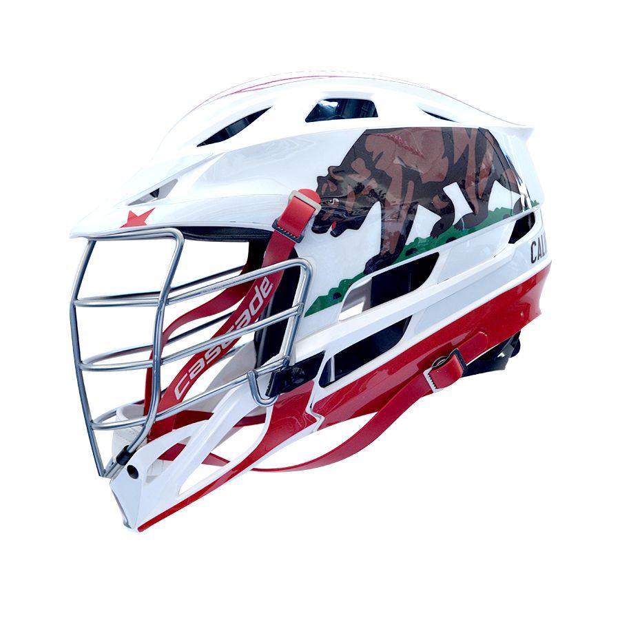 Lacrosse helmet decals by headwrapz schoolpride protuff zimagear laxdecals gorillawrapz custom helmet stickers
