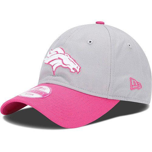 292d995c Women's New Era Denver Broncos Breast Cancer Awareness 9FORTY ...