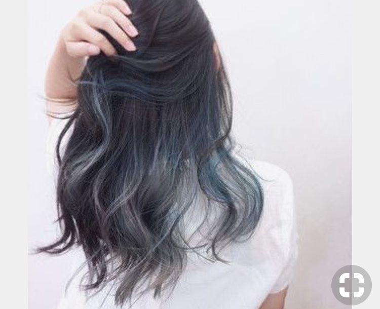 インナーカラー Hair Streaks Hair Inspo Color Peekaboo Hair